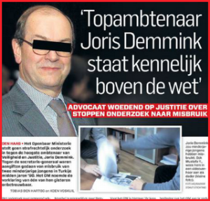 Jorris demmink