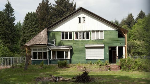 woning-kampcommandant-westerbork-glazen-stolp
