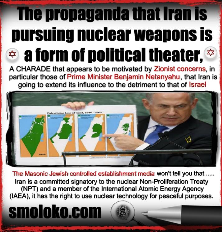 IranTruthNetanyahuMeme