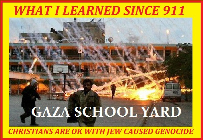 what-i-learned-since-911-christians-are-ok-with-jew-caused-genocide