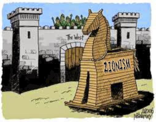 zionistlies Trojan Horse